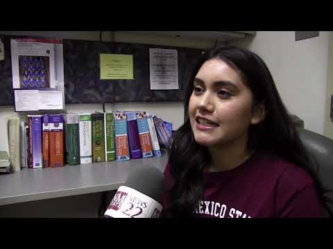 Evelyn Hernandez NMSU Nursing - News 22 NMSU Journalism