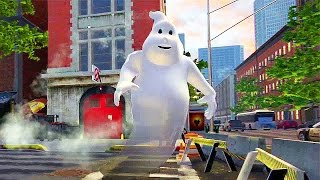 GHOSTBUSTERS Now Hiring Trailer (Video Game - 2017) PS4, PSVR