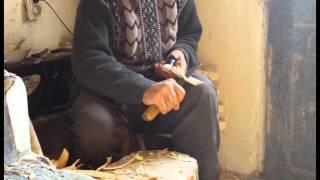 Maestru Cioplitor Stangaciu - Cioplire Rantas