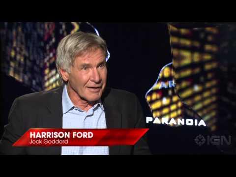 Paranoia - Cast Interviews