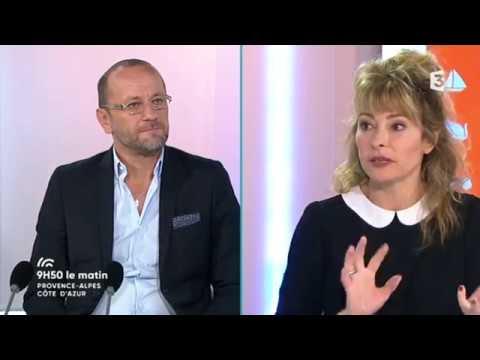 """FINE ART INVEST dans """"9h50 le matin"""" sur France 3 PACA"""