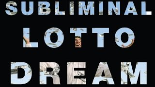 Repeat youtube video SILVER NOTE - ULTIMATE LOTTO DREAM !!! (SUBLIMINAL)