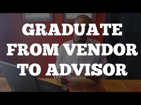 Digital Agency | How to Shift From Vendor to Advisor