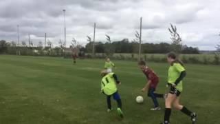 Sydbornholms Privatskole - Kongeskærskolen: Godt målmandsspil