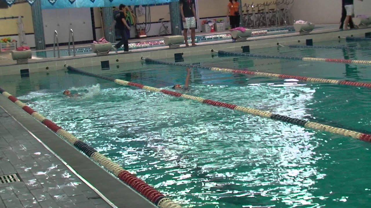 25 metri dorso maco piscina 17 marzo 2013 youtube for Piscina zero9 roma