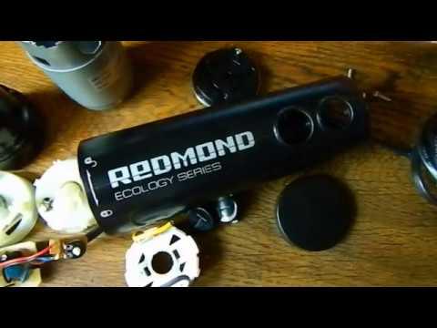 Как разобрать блендер редмонд rhb 2919