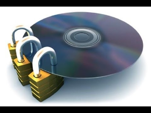 How to Copy Files From a Copy write Protected DVD or CD - YouTube