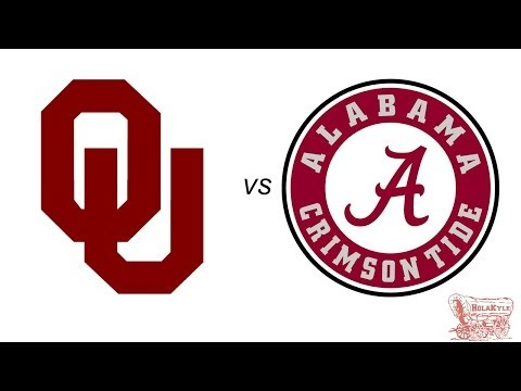 Sugar Bowl: Oklahoma Highlights vs Alabama - 01/02/14 (HD)