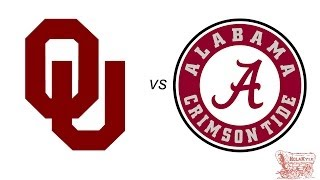 Sugar Bowl: Oklahoma Highlights vs Alabama - 01/02/14 (HD)