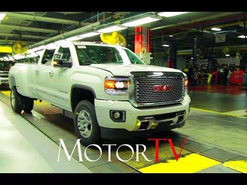 CAR FACTORY : GM  FLINT ASSEMBLY (NO MUSIC)