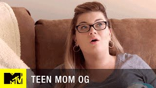 'Amber Refuses to Film' Official Sneak Peek | Teen Mom OG (Season 5) | MTV