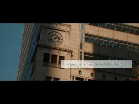 Marunouchi, Tokyo's Financial District.