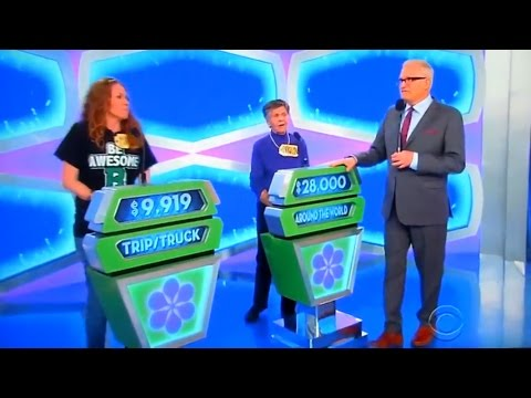 The Price is Right - Showcase Results - 4/25/2017