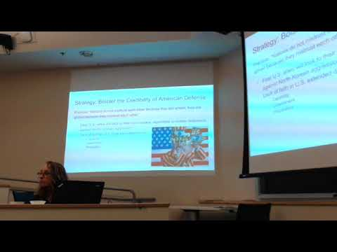 Nuclear Security Course 2/28/18: In-class Project Discussions