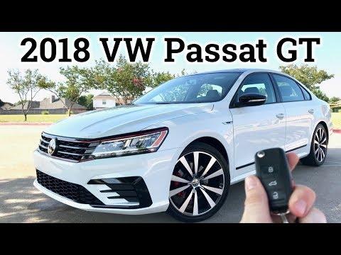2018 Volkswagen Passat GT Review | A Value V6!