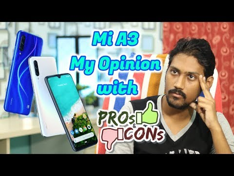 xiaomi-mi-a3-(-android-one-)-my-opinion-with-pros-and-cons-|-hindi