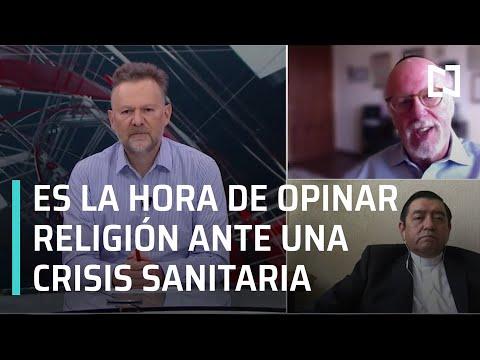 El papel de la religión en una pandemia - Es la Hora de Opinar