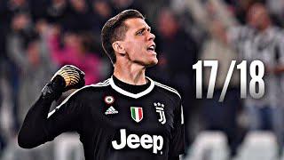 Wojciech Szczęsny ● Saves Compilation ● 2017/18|Juventus|HD