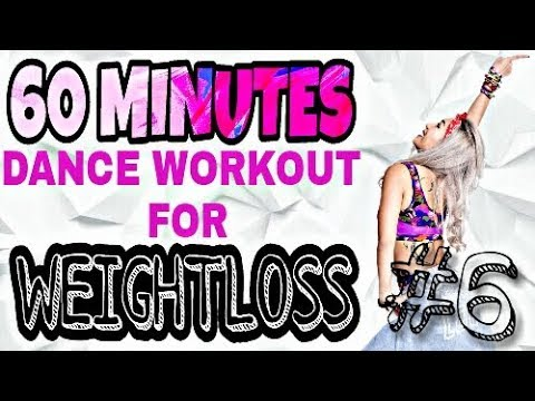 REMIX #6 | 60 Minutes DANCE FITNESS WORKOUT for WEIGHT LOSS | Full Body Workout | MICHELLE VO