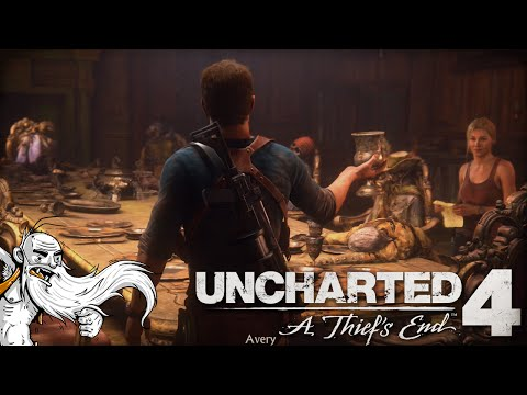 """DEAD PIRATE DINNER PARTY!!!"" Uncharted 4 Ep17 1080p HD PS4 Gameplay Walkthrough"