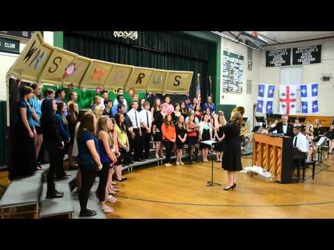 Woodsville High School Concert Choir Perform 'Omnia Sol'