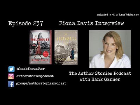 Episode 237 | Fiona Davis Interview