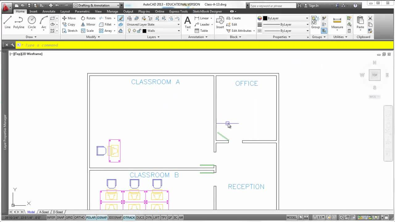 Working with palettes in autocad 2013 youtube working with palettes in autocad 2013 ccuart Choice Image