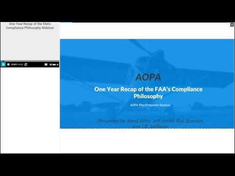 FAA Enforcement Compliance