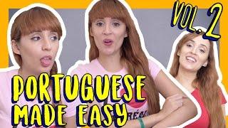 Baixar Learn Portuguese Vocabulary   Portuguese Made Easy Vol. 2