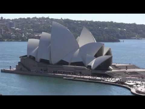 Sights and Sounds of Sydney Australia