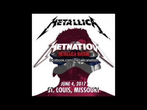 Metallica - Live at Busch Stadium St. Louis, MO, US, 06/04/17