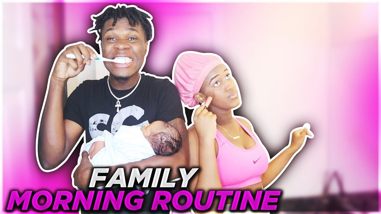 our-family-morning-routine
