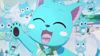 Nightcore Fairy Tail Happy Theme