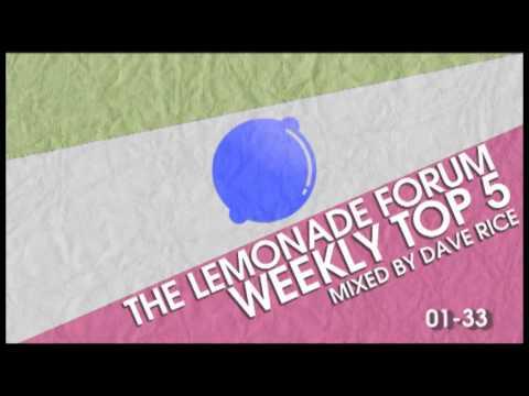 Dave Rice - Lemonade Forum - 01 - 33 - TOP 5