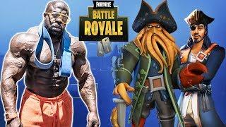 Fortnite Battle Royale | Season 5 |  BUILDER PRO CONTROLS