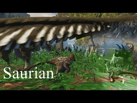 saurian video game download