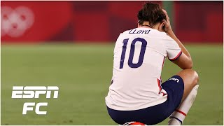 Has the USWNT lost its intimidation factor?