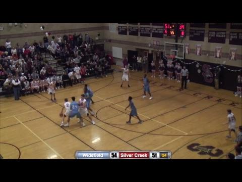 Boys Basketball- Widefield vs. Silver Creek
