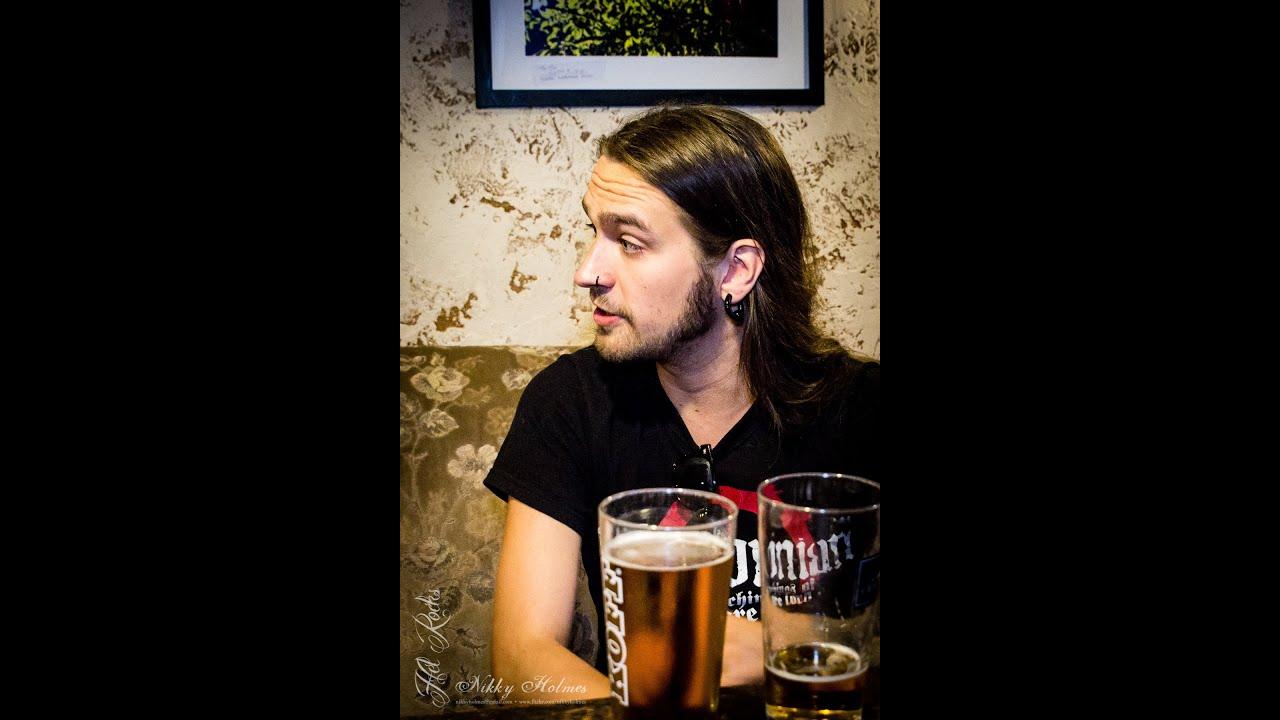 Having a Pint with Mathias 'Vreth' Lillmåns - Interview ...