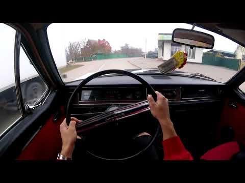 ВОЛГА ГАЗ 2401 V8 1-UZ 265 л.с. РАЗГОН.