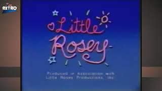 Little Rosey Productions Nelvana logo