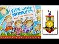 Five Little Monkeys Play Hide and Seek | Kids Books