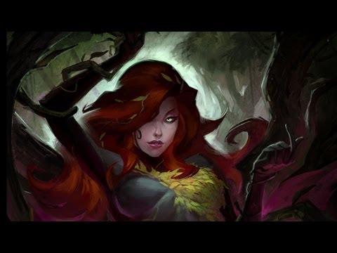Infinite Crisis - Profile: Poison Ivy