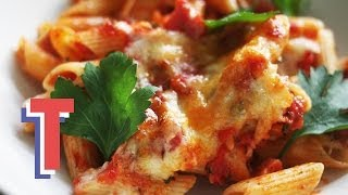 Tomato And Cheese Pasta Bake: Food Fest S03e4/8