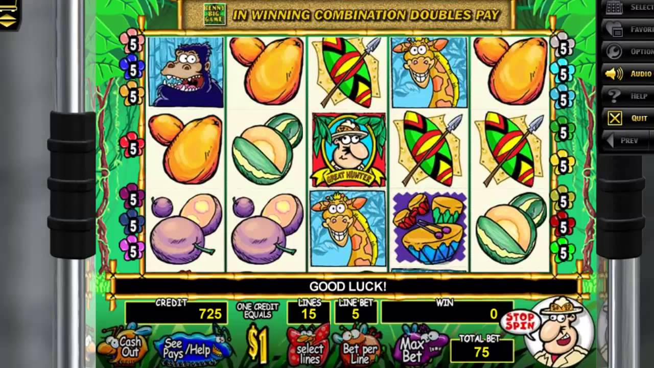 IGT - Slots Benny Big Game Gameplay - YouTube