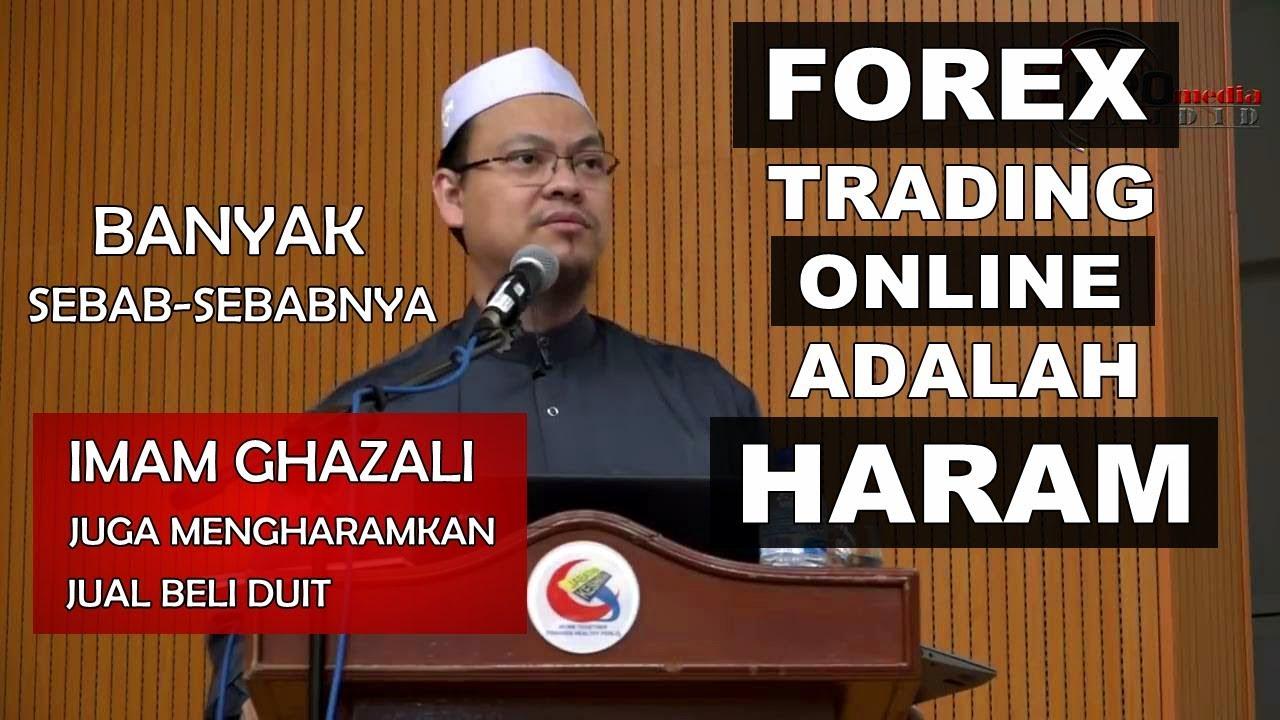 Penjelasan Bermain Forex Halal Atau Haram