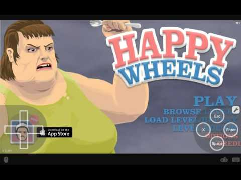How To Play Happy Wheels On Android And Play The Full Version