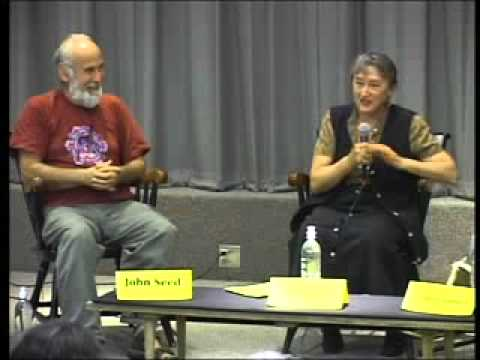 Activism, Deep Ecology & the Gaian Era - Lynn Margulis, Stephen Buhner and John Seed