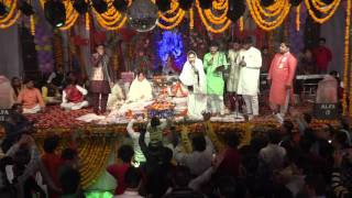 Mera Saavra Salona Girdhari|| Sadhvi Purnima Ji & Sadhvi Deepa Didi Superhit Heart touching Bhajan