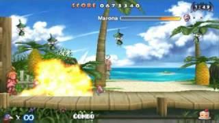 Prinny: Can I Really Be The Hero? DLC Marona of Phantom Isle Part 2